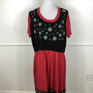 Modcloth Dresses - Bea & Dot ModCloth Sweater Dress Womens Plus 3X